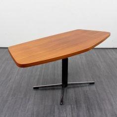 Velvet-Point - height-adjustable 1960s coffee table - Karlsruhe