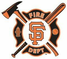 GIANTS FIREFIGHTER APPRECIATION NIGHT AT AT&T PARK