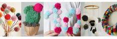 Creatief met knopen en knoopjes - knutseltips | knoopjes | knutselen | knopen | De Knutseljuf Ede Pom Poms, Diy And Crafts, Presents, Pictures, Etsy, Gifts, Photos, Favors, Diy Tassel