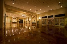 Dance the night away in this elegant ballroom wedding venue. | The Rhapsody, Missouri