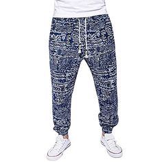 Tomwell Homme Pantalons Slim Fit Mode Casual Jogging Sarouel Camouflage Sweat Pants Combat Sport