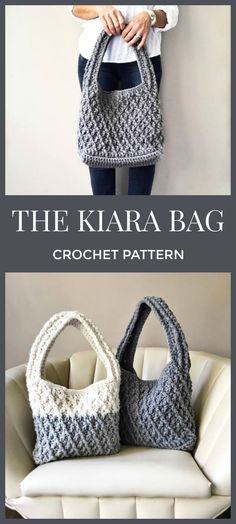 Marvelous Crochet A Shell Stitch Purse Bag Ideas. Wonderful Crochet A Shell Stitch Purse Bag Ideas. Crochet Purse Patterns, Crochet Tote, Crochet Handbags, Crochet Purses, Crochet Crafts, Crochet Yarn, Knitting Patterns, Chunky Crochet, Chunky Yarn