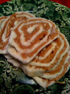 Sweet Tea and Cornbread: Peanut Butter Pinwheels!