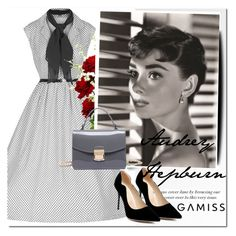 """""""GAMISS.com"""" by vict0ria ❤ liked on Polyvore featuring Nearly Natural and vintage"""