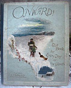 Onward  c.1905 (a little prayer book)