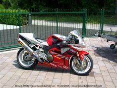 2003 Honda RC51