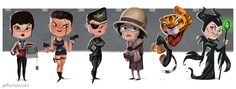 Wicked Crispy: The Evolution of Angelina Jolie