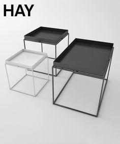 Tray Table | Hay | design-spichlerz.pl