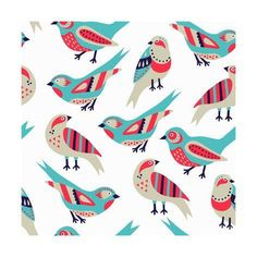 Find Bird Seamless Pattern stock images in HD and millions of other royalty-free stock photos, illustrations and vectors in the Shutterstock collection. Thousands of new, high-quality pictures added every day. Pattern Art, Print Patterns, 12 Days Of Xmas, Bird Art, Framed Artwork, Vector Art, Art Prints, Illustration, Birds