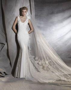 Pronovias Bridal Gown Style - Oriana Bridal Dresses e776d1fe5e