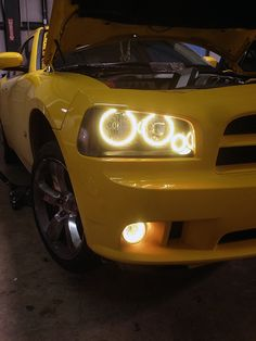 #TEAMHemi sent this to have #HaloLights done, want yours done? Contact us at www.pwtcustomz.com