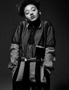 Amandla Stenberg - Page - Interview Magazine
