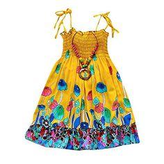 Little Girls Summer Beach Dress with Necklace Rainbow Sun... https://www.amazon.com/dp/B01DJ0XH5W/ref=cm_sw_r_pi_dp_XFKFxbWZKVXNT