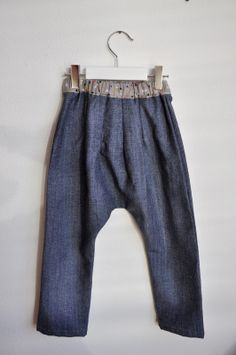 harem pants, size 6 years - la casetta in canadà