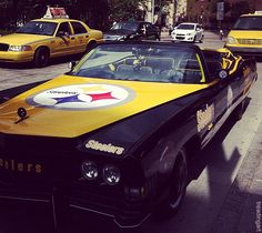 Pimp My Ride Steelers Bye Week Edition Pitsburgh Steelers, Pittsburgh Steelers Logo, Pittsburgh Sports, Steelers Stuff, Steelers Super Bowls, Steeler Nation, National Football League, My Ride, Memes