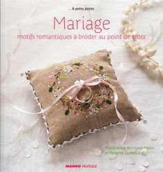Gallery.ru / Фото #1 - Mariage-Motifs romantiques a broder au point de croix - tymannost
