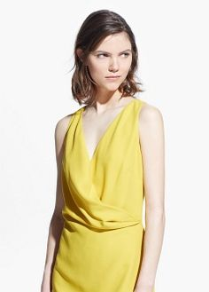 65 meilleures images du tableau robes jaune   Yellow dress, Robes et ... d30250acdbf