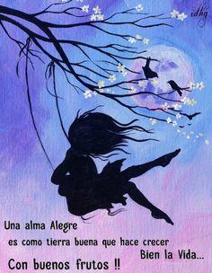 ALEGRÍA, ALEGRÍA !!