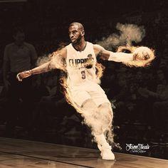 "Justin on Instagram: ""CP3 was recently traded to the Rockets for Patrick Beverly, Sam Dekker, Lou Williams, DeAndre Liggins, Darren Hilliard, Montrezl Harrell…"""