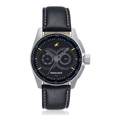Check out our New Product  Fastrack Men's Watch - NE3089SL02 COD Fastrack, the accessory brand, has managed to carve out a substantial portion of the youth market with its quirky designs and bagful of features  ₹4,002