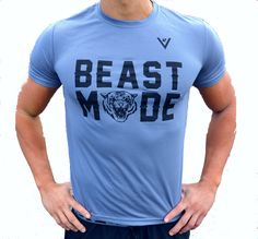 "Men's ""Beast Mode"" Short Sleeve. $24.99"