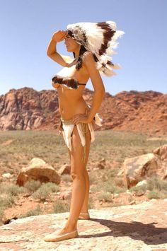 american nude native Peta todd