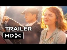 Magic in the Moonlight Official Trailer #1 (2014) - Emma Stone, Colin Firth Movie HD - YouTube