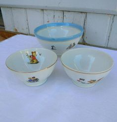 Vintage French Pair Of Demi Te Coffee Cups Limoges Porcelain A Lanternier Co Cup And