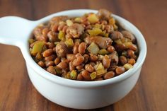 Spicy Baked Beans Recipe | Free Online Recipes | Free Recipes