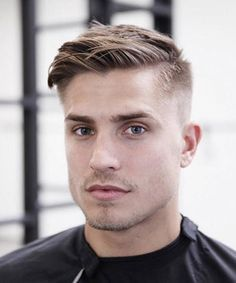 Short Mens Hairstyles Custom Haircuts For Thick Men Hair  Google Search  Boy Styles  Pinterest