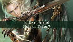 Uziel is one of the controversial angels. Mostly because he appears both as a holy angel and as a fallen one. You can find him under the names: Uzziel, Usiel or Azareel. His status of being holy or fallen, also depends on which name we refer to. Let's see!
