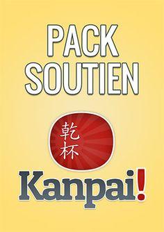 Pack soutien Kanpai (eBooks)