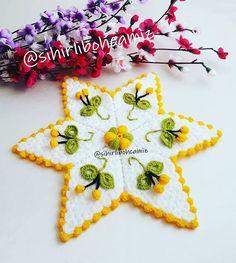 Bargello, Crochet Doilies, Crochet Baby, Diy And Crafts, Crochet Earrings, Crochet Flowers, Seals, Towels, Craft