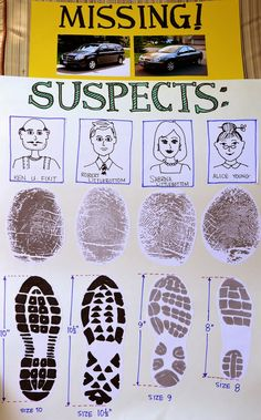The suspects in a mysterious crime, Jenna maintains, are very important.      Long before the party even saw the light of day, Jenna and...
