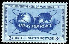US postage stamps. 1955. Scott #. 1070