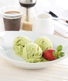 Avo-Coco Ice Cream