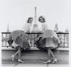 1950s Full Skirts and Petticoats