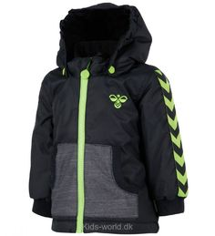 1a201622423 Hummel Devin Jacket - Dark Navy - Boys Outerwear North Face Backpack, Boy  Fashion,