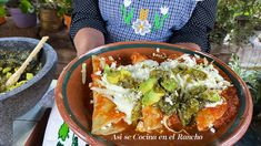 Enchiladas, Tacos, Ethnic Recipes, Food, Mexican Cuisine, Ranch, Mexican, Essen, Meals