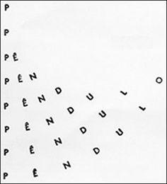 Poesia visual de E. M. Melo e Castro