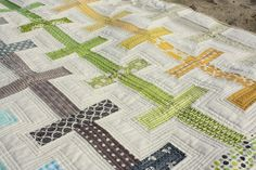 Diary of a Quilter - a quilt blog: Quilt at the beach