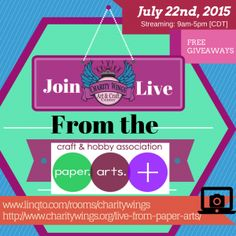 Free give aways from our sponsors! Tune in for a chance to win great prizes.