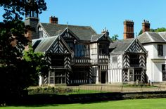 Wythenshawe Hall #24 Of 50 Top Haunted Places In UK