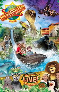 wycieczka do Chessington World of Adventures Resort Days Out With Kids, Fun Days Out, Family Days Out, Cool Places To Visit, Places To Go, Adventure Resort, Magic Memories, British Travel, Holiday Lettings