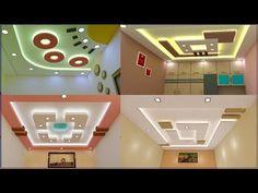 Latest 55 New Gypsum False Ceiling Designs 2019 Best False Ceiling Designs, Simple False Ceiling Design, Gypsum Ceiling Design, Interior Ceiling Design, House Ceiling Design, Ceiling Design Living Room, Bedroom False Ceiling Design, Bedroom Bed Design, Home Design