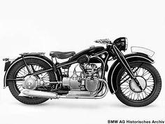 BMW WW2 Motorcycle. I like it