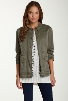Layering Field Jacket