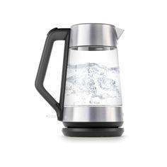 Glass Electric Kettle - cheaper on Amazon: http://www.amazon.com/OXO-Cordless-Glass-Electric-Kettle/dp/B00YEYKRX8/ref=sr_1_1?ie=UTF8&qid=1450440365&sr=8-1&keywords=oxo+electric+tea+kettle