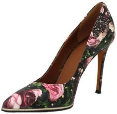 Givenchy Floral Printed Classic Pump