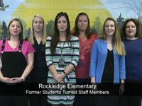 """Check out the latest installment of """"Look At Us Now!"""" a series featuring PWCS…"""